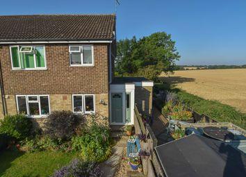 Thumbnail 3 bed semi-detached house for sale in Weyland Road, Witnesham, Ipswich