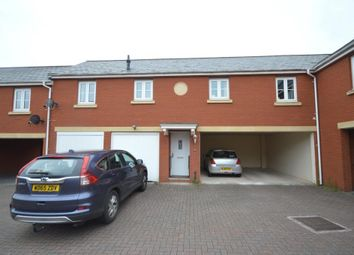 Thumbnail 2 bedroom property to rent in Haddeo Drive, Exeter, Devon