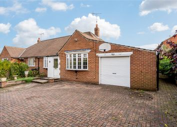 Thumbnail 3 bed semi-detached bungalow for sale in Stockwell Court, Knaresborough, North Yorkshire