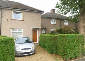 Thumbnail 2 bed semi-detached house for sale in Hatton Road, Bedfont, Feltham