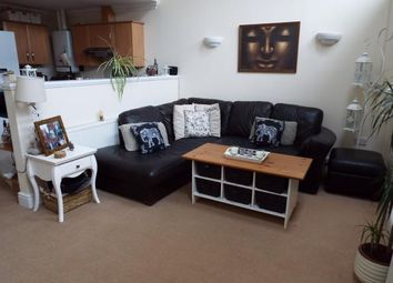 Thumbnail 2 bedroom flat for sale in North Walsham, Norfolk