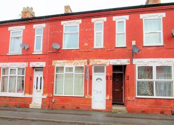 Thumbnail 2 bed terraced house for sale in Methuen Street, Longsight, Manchester