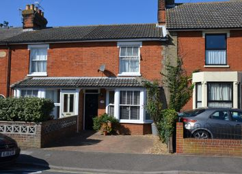 Thumbnail 2 bed end terrace house for sale in Ranelagh Road, Felixstowe