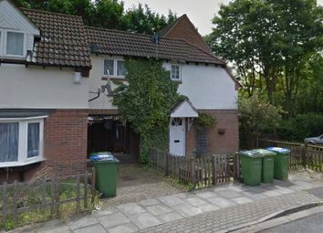 Thumbnail 1 bed end terrace house to rent in Nickelby Close, Thamesmead