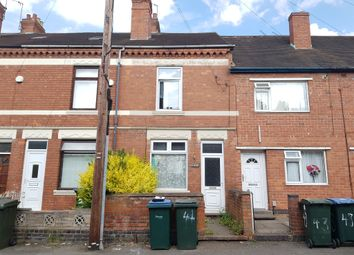 Thumbnail 4 bed terraced house for sale in Monks Road, Coventry