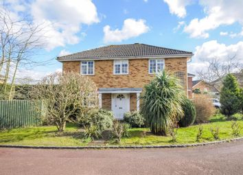 Thumbnail 4 bedroom detached house for sale in Winnersh, Berkshire