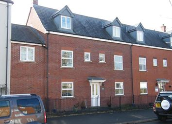 Thumbnail 3 bed terraced house for sale in Redhouse Way, Swindon, Wiltshire