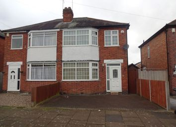Thumbnail 3 bed semi-detached house for sale in 5 Yardley Drive, Wigston, Leicester