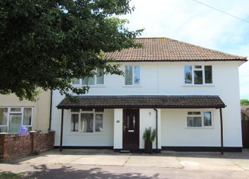 Thumbnail 5 bed semi-detached house for sale in Keynes Road, Cambridge