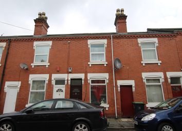 Thumbnail 2 bedroom terraced house for sale in Wellesley Street, Stoke-On-Trent