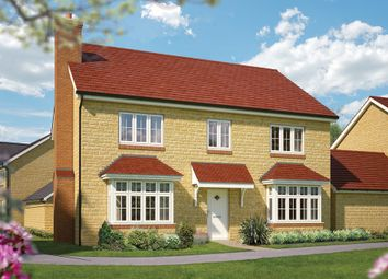 """Thumbnail 5 bed property for sale in """"The Lime"""" at Gainsborough, Milborne Port, Sherborne"""