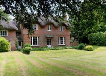 Thumbnail 7 bed detached house for sale in Pewsey Road, Upavon, Pewsey, Wiltshire