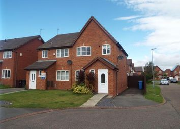 Thumbnail 3 bed semi-detached house for sale in O'connor Grove, Liverpool, Merseyside, England