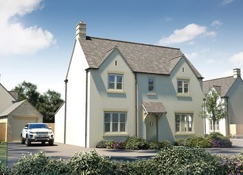 "Thumbnail 4 bed detached house for sale in ""The Osterley"" at Bourton Industrial Park, Bourton-On-The-Water, Cheltenham"