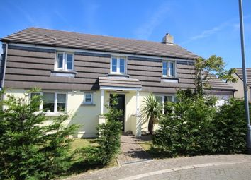 Thumbnail 4 bed detached house for sale in Slate Close, Delabole