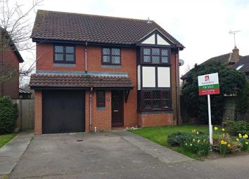 Thumbnail 3 bed detached house for sale in Cardew Drift, Grange Farm, Kesgrave, Ipswich
