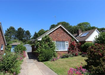 Thumbnail 2 bed detached bungalow for sale in Richington Way, Seaford, East Sussex