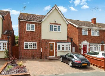 Thumbnail 4 bed detached house for sale in The Orchard, Wickford