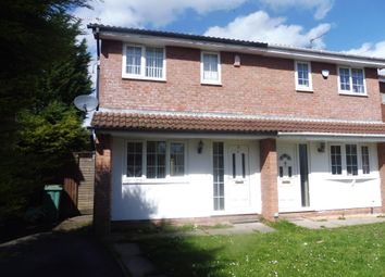 Thumbnail 3 bed semi-detached house to rent in Glenrise Close, St. Mellons, Cardiff
