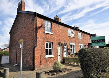 Thumbnail 2 bed terraced house for sale in Station Road, Chelford, Cheshire