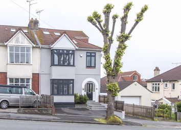 Thumbnail 5 bedroom semi-detached house for sale in Cranbrook Road, Redland, Bristol