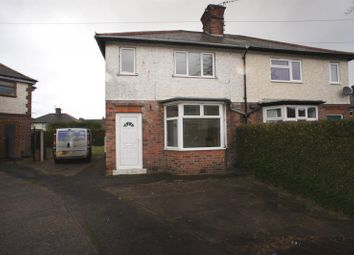 Thumbnail 2 bedroom semi-detached house to rent in Wellington Street, Long Eaton, Nottingham
