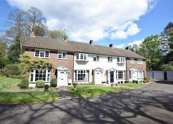Thumbnail 3 bed terraced house for sale in Pinewood Gardens, Bagshot, Surrey