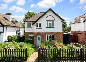 Thumbnail 3 bed detached house to rent in Vicarage Road, Hampton Wick