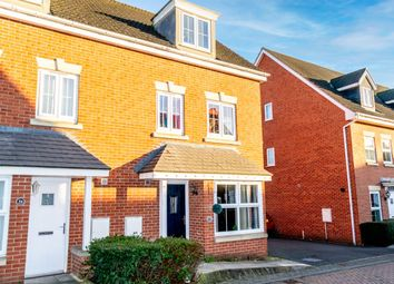 Thumbnail 4 bed semi-detached house for sale in Boulevard Rise, Middleton, Leeds