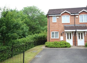 Thumbnail 2 bed end terrace house for sale in Knotting Way, Coventry