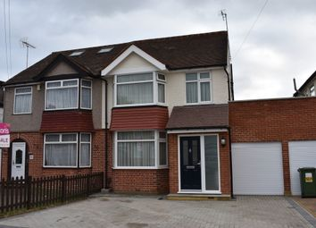 Thumbnail 4 bed semi-detached house for sale in Briar Road, Watford
