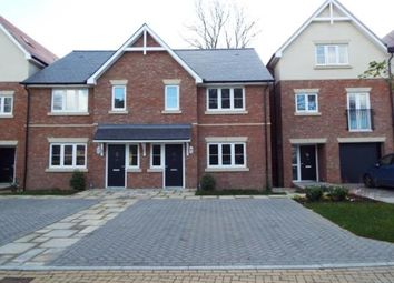 Thumbnail 3 bed semi-detached house for sale in Gleave Close, Southsea