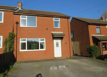 Thumbnail 3 bedroom semi-detached house for sale in Kew Gardens, Mackworth, Derby