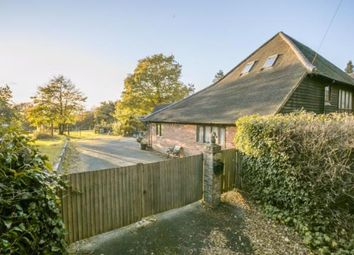 Thumbnail 3 bed barn conversion for sale in Back Lane, Cross In Hand, Heathfield, East Sussex