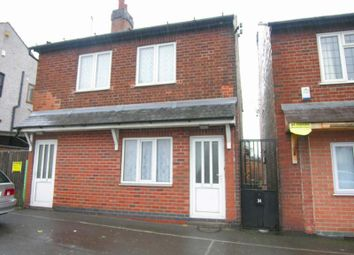 Thumbnail 2 bed flat for sale in Lower Stanton Road, Ilkeston, Derbyshire
