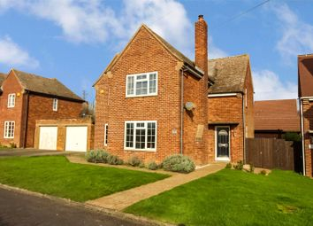 4 bed detached house for sale in Valiant Square, Bury, Ramsey, Huntingdon, Cambridgeshire PE26