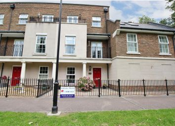 Thumbnail 4 bed town house to rent in Eleanor Walk, Ingress Park, Greenhithe
