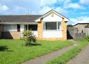 Thumbnail 3 bedroom semi-detached bungalow for sale in Highgate Road, Whitstable, Kent