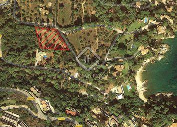 Thumbnail Land for sale in Spain, Costa Brava, Aiguablava, Cbr4206