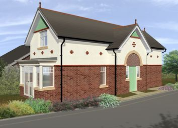 Thumbnail 3 bed detached house for sale in Whittingham Place, Whittingham Lane, Broughton, Preston