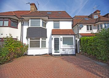 Thumbnail 4 bedroom property to rent in The Vale, Golders Green