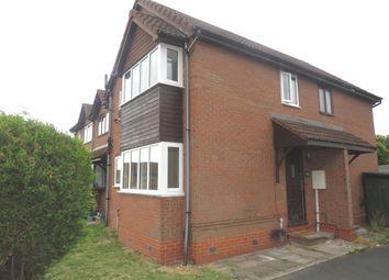 Thumbnail 2 bedroom end terrace house for sale in Carshalton Grove, Parkfields, Wolverhampton