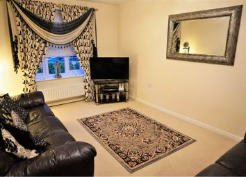 Thumbnail 4 bed detached house to rent in Brandforth Road, Manchester