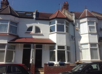 Thumbnail 4 bed terraced house for sale in Baronsmere Road, London