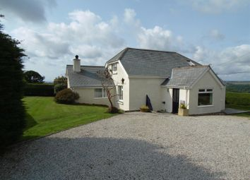 Thumbnail 3 bed detached house for sale in St. Martin, Looe
