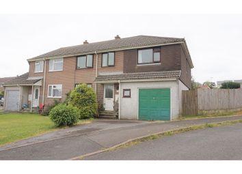 Thumbnail 5 bed semi-detached house for sale in Penhale Meadow, Liskeard