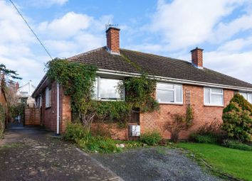 Thumbnail 2 bed bungalow for sale in Pilley Road, Tupsley, Hereford