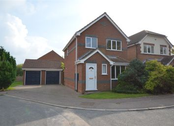 Thumbnail 3 bed detached house for sale in Laud Close, Thorpe St. Andrew, Norwich