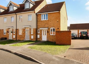Thumbnail 2 bed end terrace house for sale in Barbour Green, Wickford, Essex