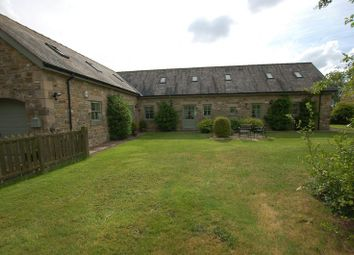 Thumbnail 4 bedroom barn conversion for sale in Prestwick, Newcastle Upon Tyne